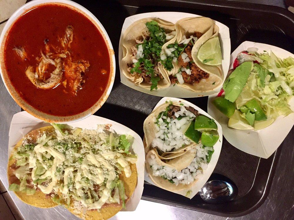 Food from Andale Taqueria Y Mercado