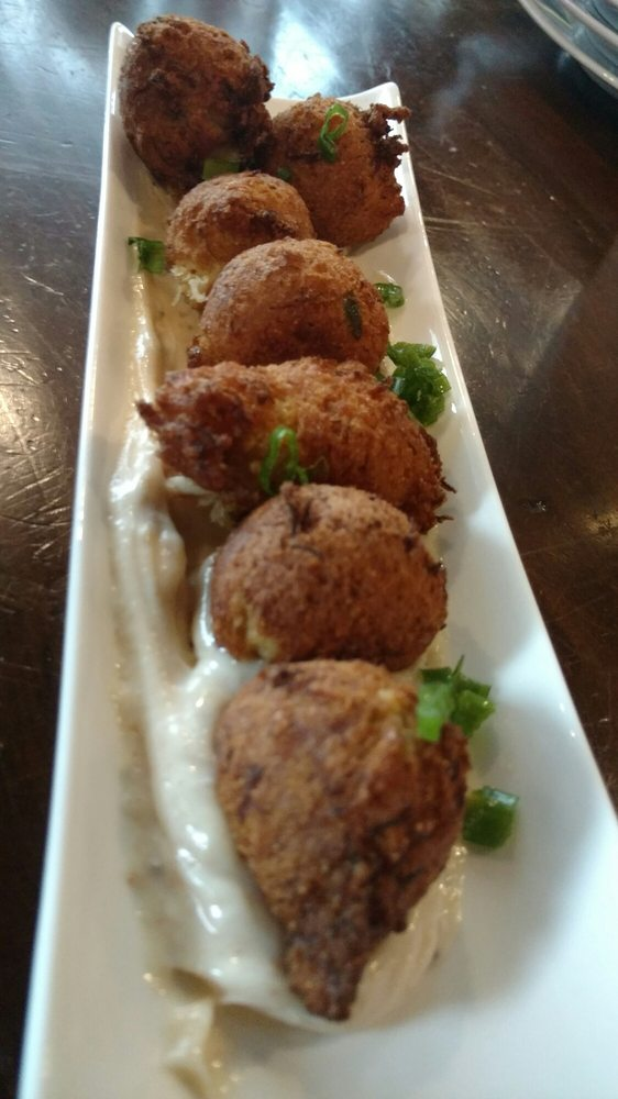 Hush Puppies Made With Crab Meat Yelp