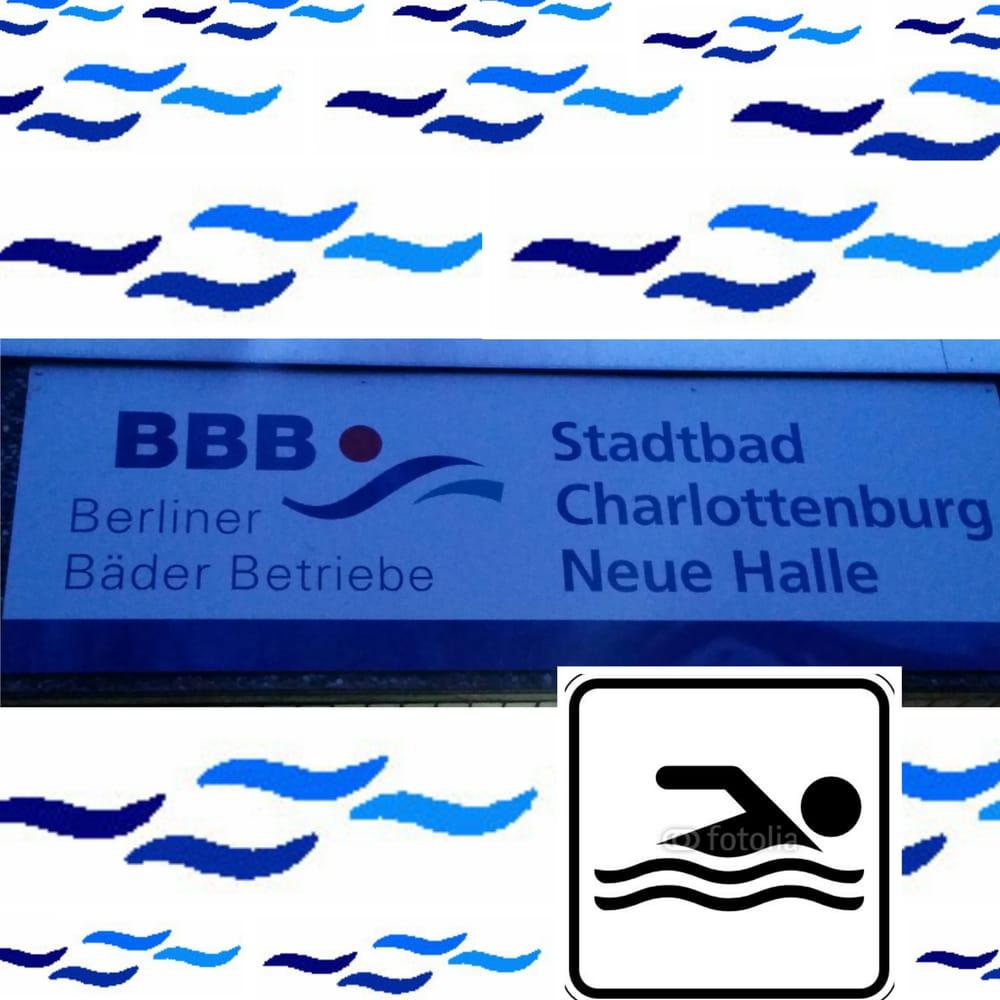 Stadtbad charlottenburg neue halle piscines krumme str for Piscine halle
