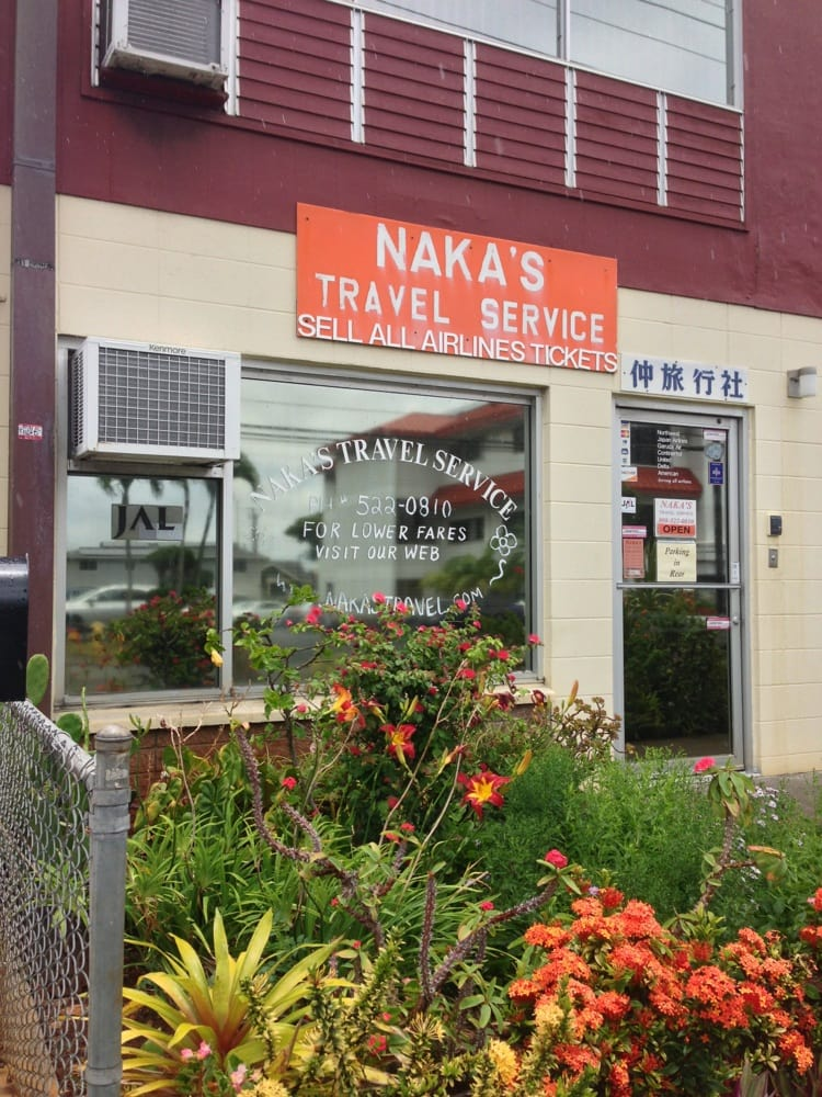 Naka's Travel Service