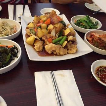 Korean Restaurant Rideau Street Ottawa