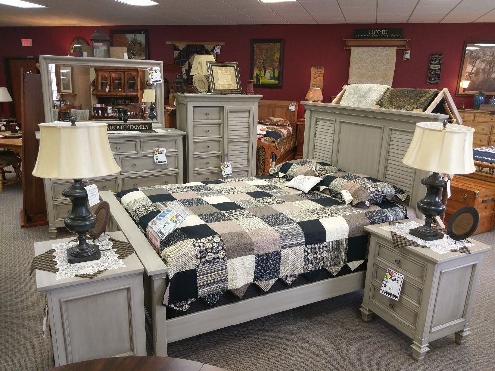 Amish Home Gallery - 10 Photos - Furniture Stores - 1321 N Casaloma ...