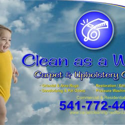 Clean As A Whistle Carpet & Upholstery Cleaning - Carpet Cleaning