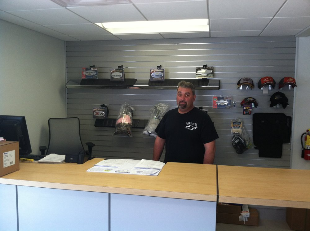 Richard At The Parts Counter Yelp