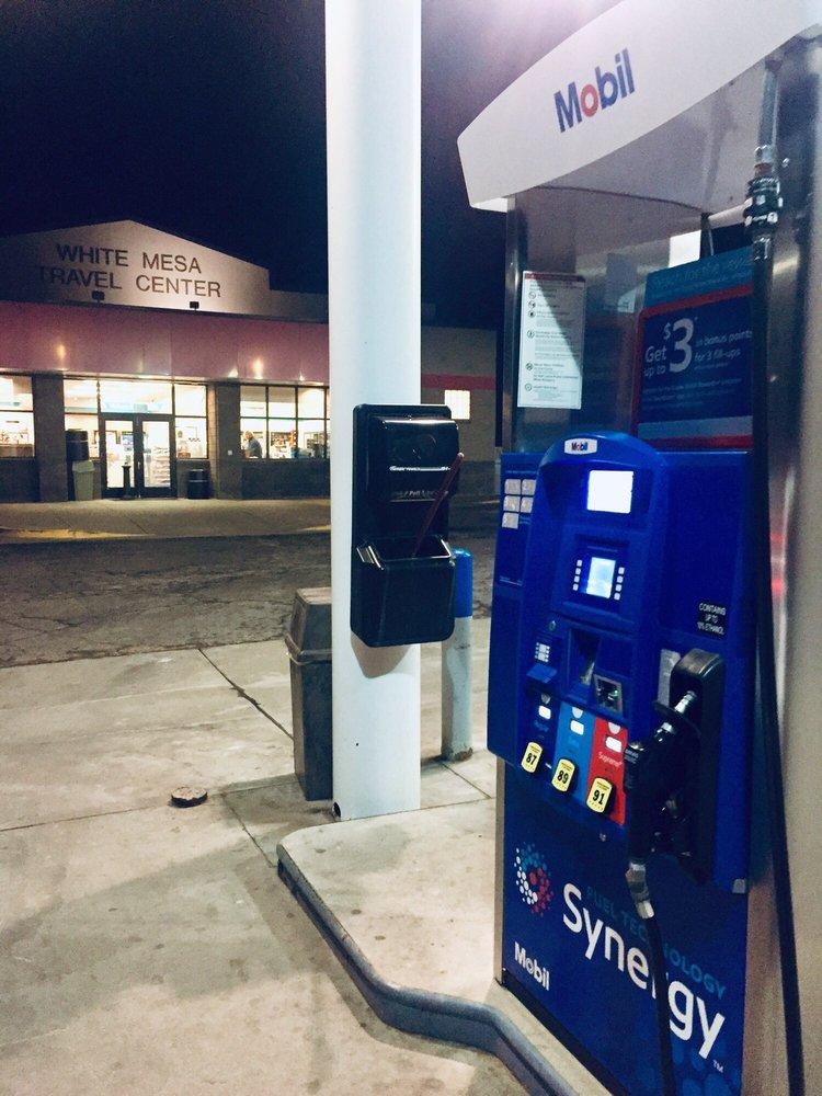 White Mesa Travel Center and Mobile Gas: 1400 N Highway 191, Blanding, UT