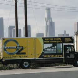 Photo de Oz Moving & Storage - Los Angeles, CA, États-Unis. We love ...