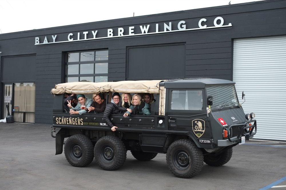 Scavengers Beer & Adventure Tours