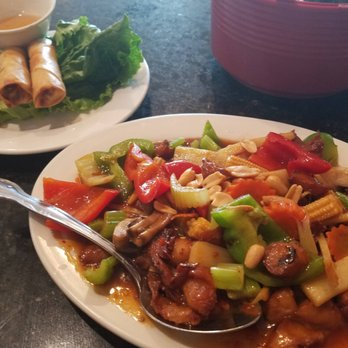 Photo Of Quan Yin Vegetarian Restaurant Houston Tx United States Vegan Kung