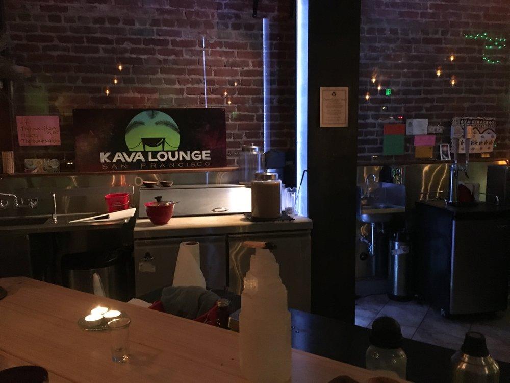 Kava Lounge SF: 901 Divisadero St, San Francisco, CA