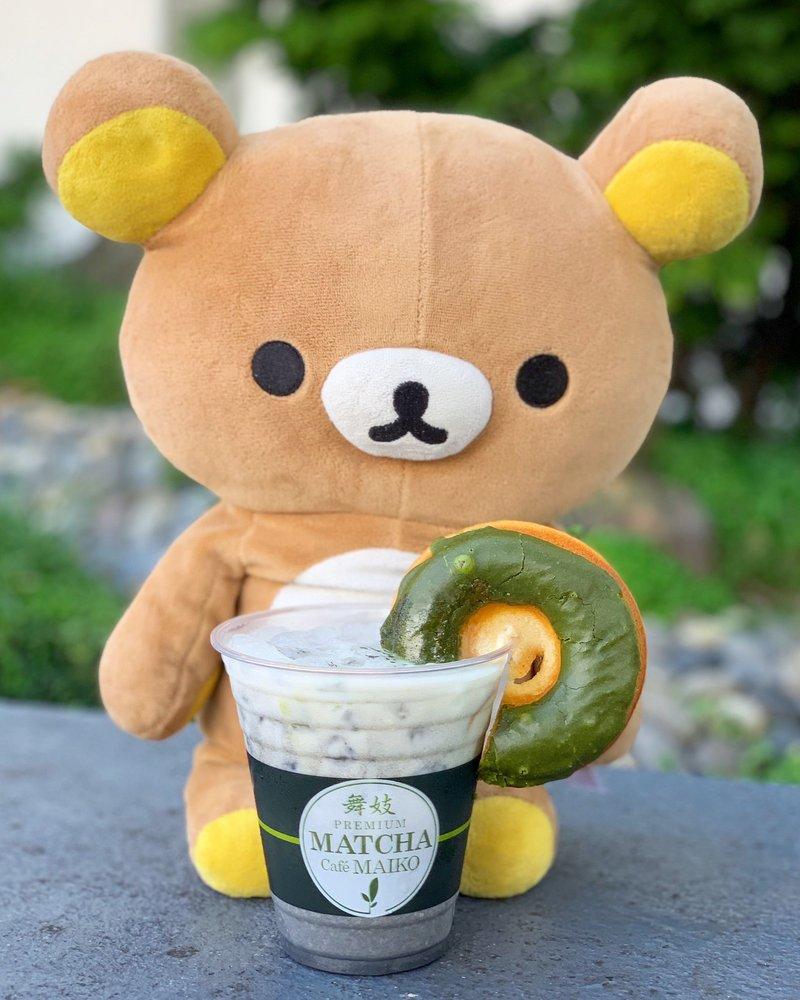 Social Spots from Matcha Cafe Maiko