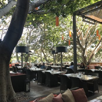 Photo Of Oak Grill Newport Beach Ca United States Wonderful Atmosphere With