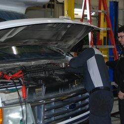 Photo Of AG Diesel Repair   Portland, OR, United States. AG Dieselu0027s ASE