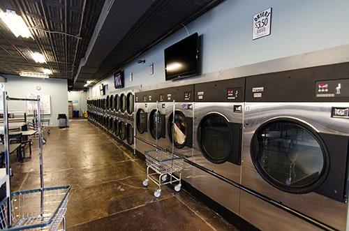 Soap Full Service Laundry