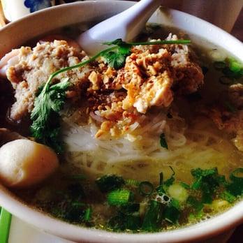 Thai Food On Wilson In Glendale