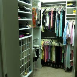 Photo Of Affordable Custom Closets   Naples, FL, United States. Woman Closet  With
