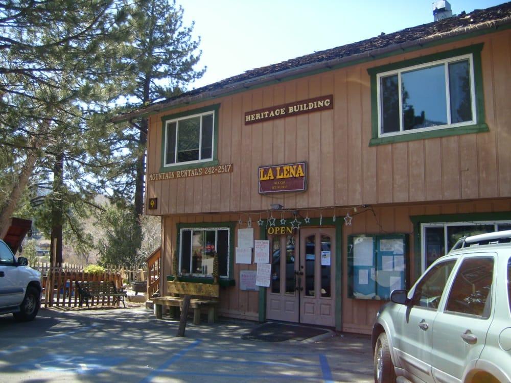 Restaurants In Frazier Park Ca