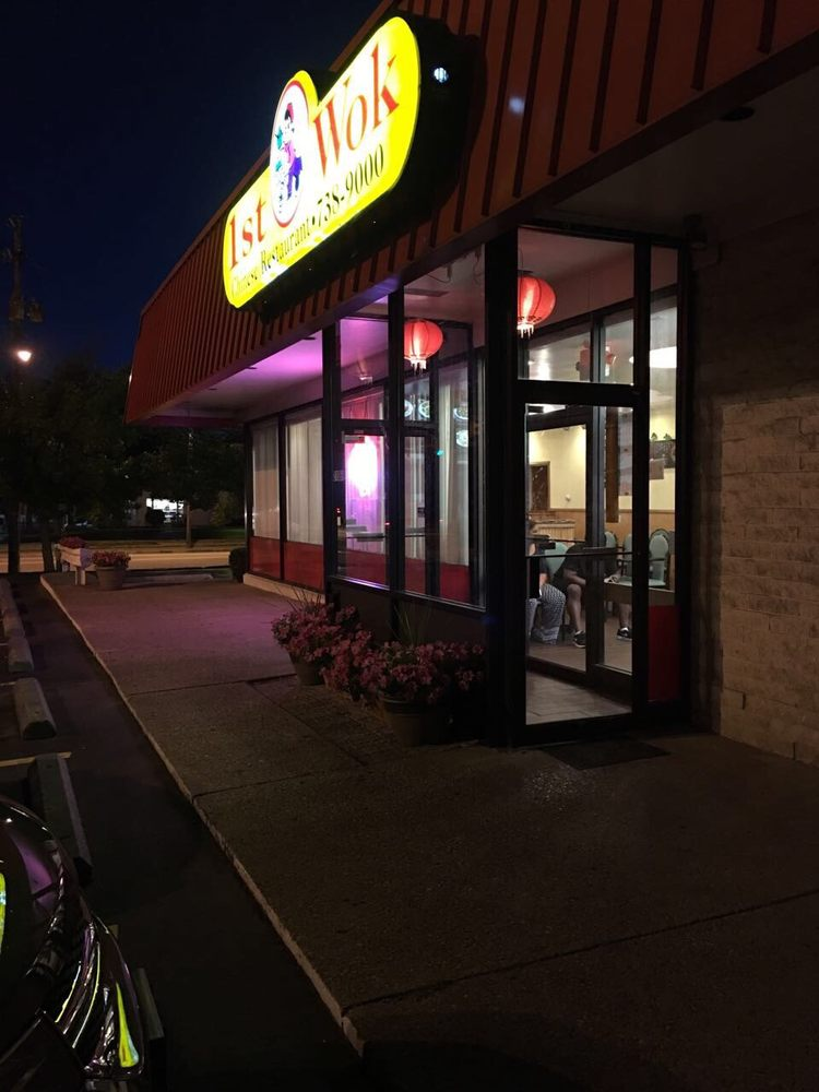 First Wok: 21051 Euclid Ave, Cleveland, OH