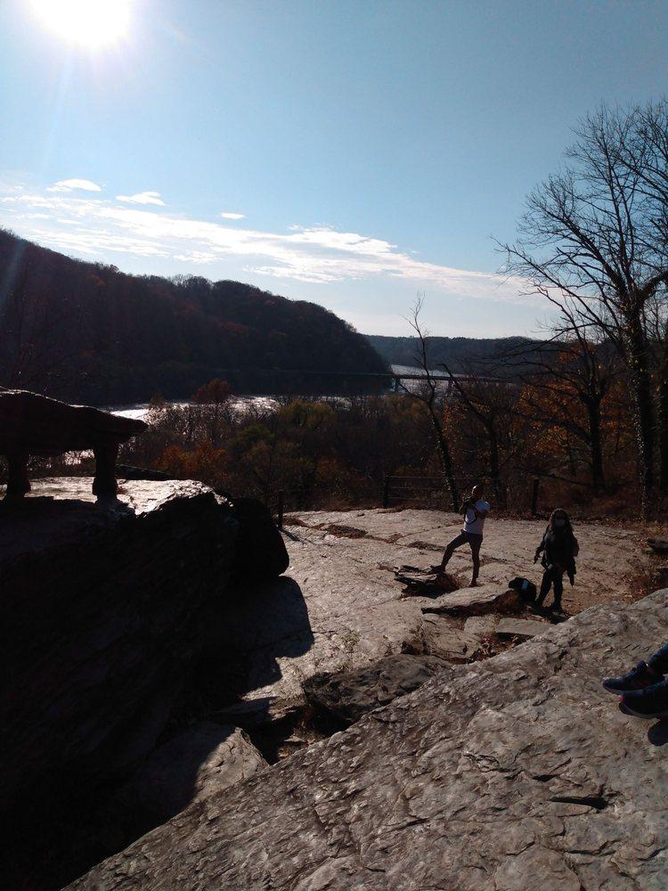 Jefferson Rock: Harpers Ferry, WV