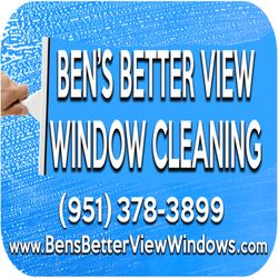 Photo Of Ben S Better View Window Cleaning Lake Elsinore Ca United States