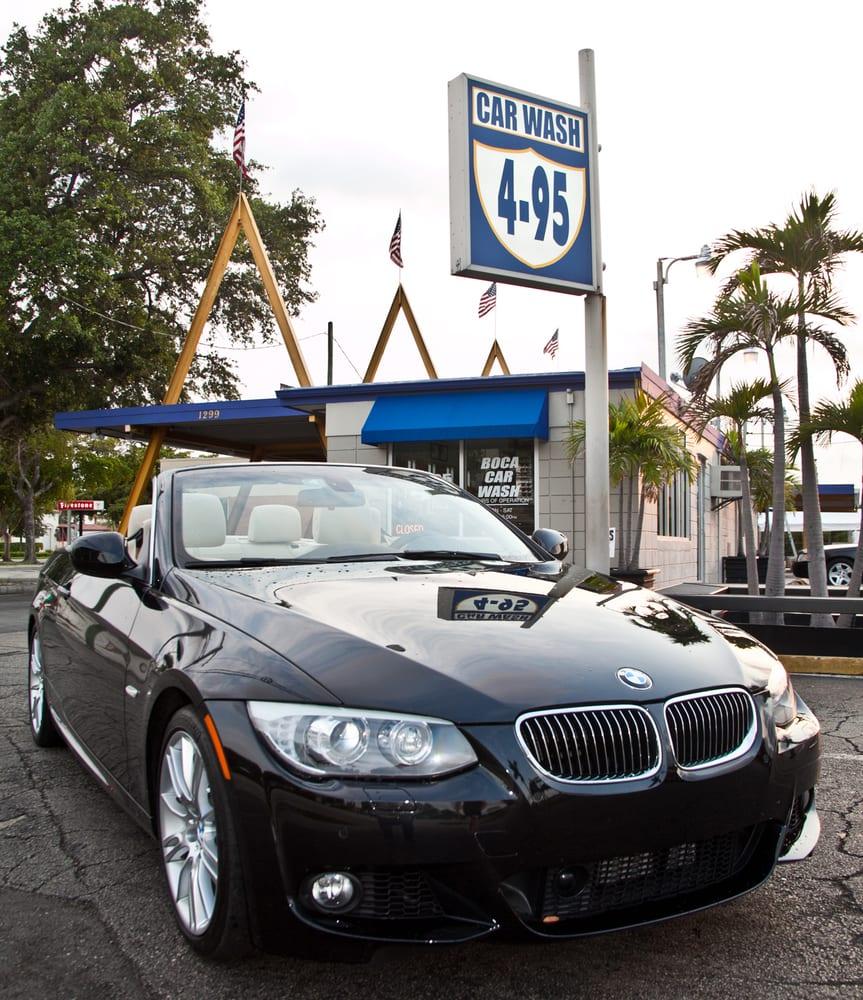 Car Wash Boca Raton >> Boca Car Wash 1299 N Federal Hwy Boca Raton Fl 2019 All You