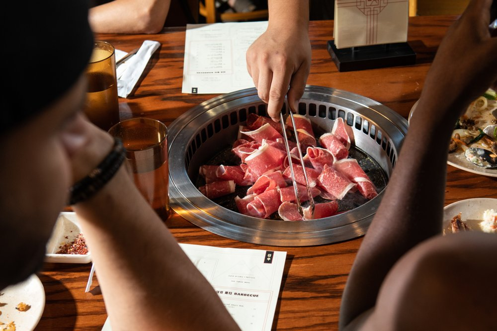 Photo of San Soo Korean Barbecue - Chicago, IL, United States