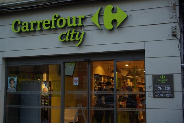 Carrefour City Grocery 172 Rue Rome Castellane Marseille