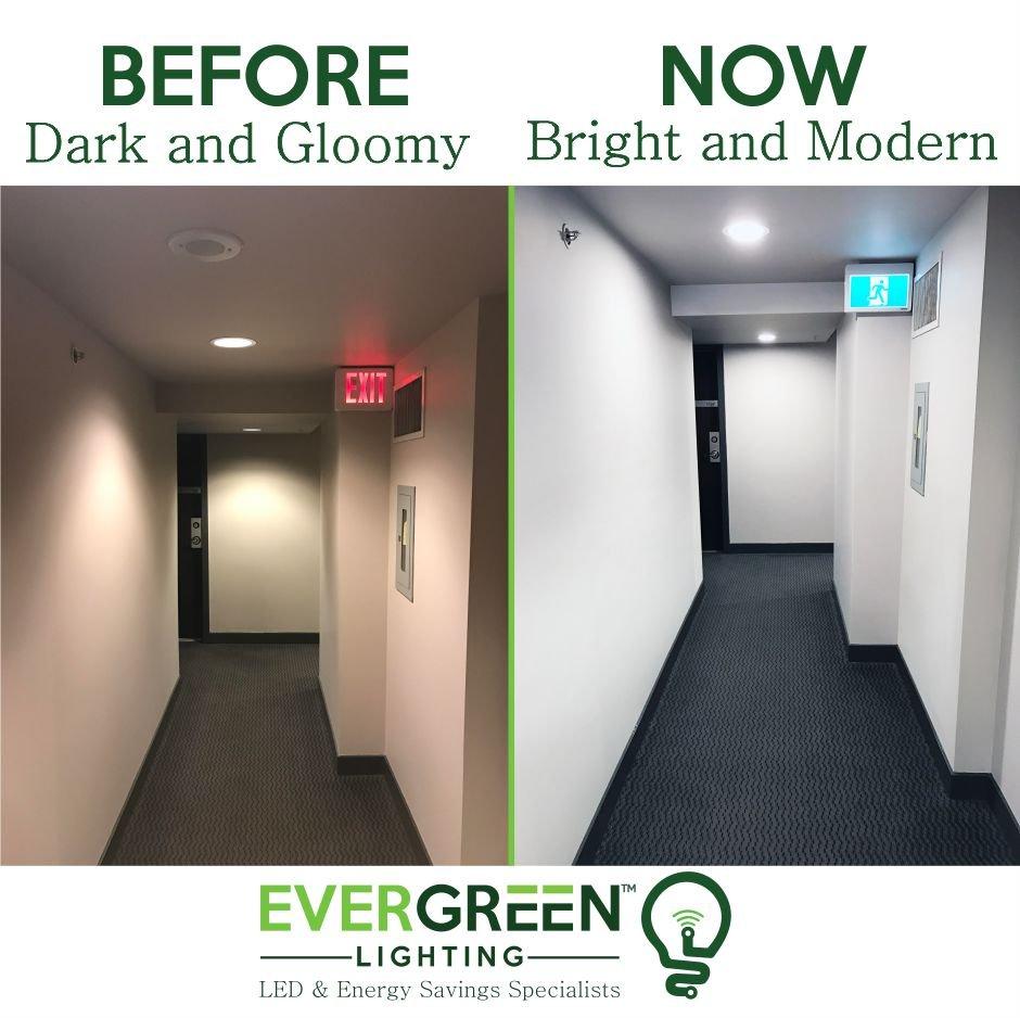 Evergreen Lighting Fixtures Equipment 1085