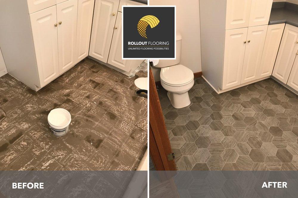 Rollout Flooring: Morenci, MI
