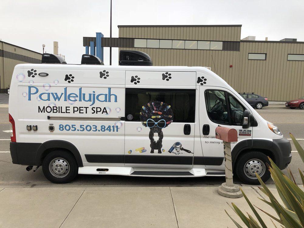 Pawlelujah Mobile Pet Spa: Grover Beach, CA