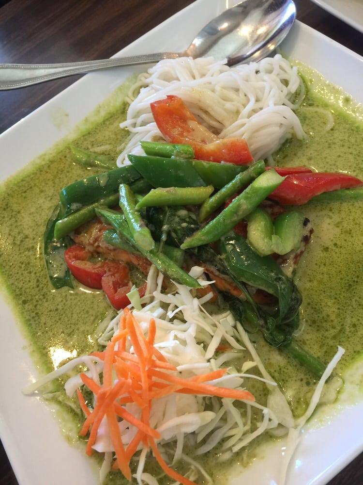 Salmon In Green Curry Yelp