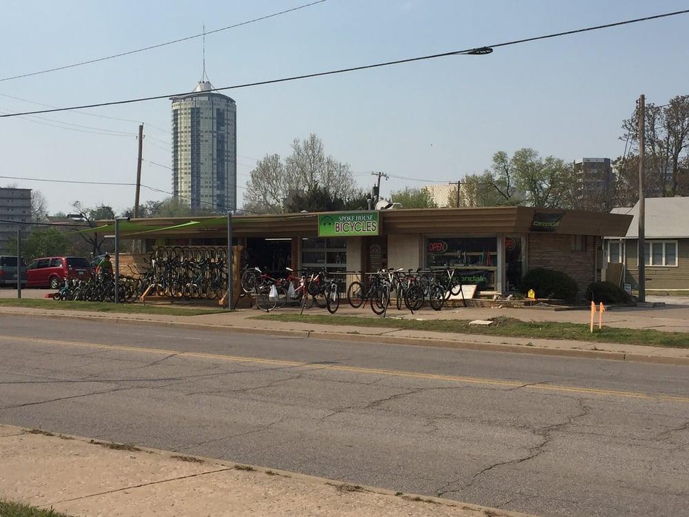 Spoke House Bicycles - Tulsa