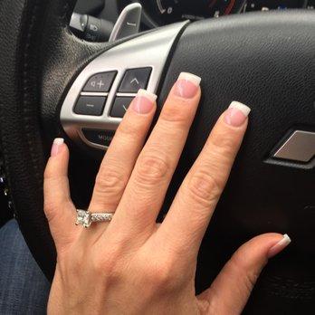 Photo of Q-Nails Salon - Buffalo Grove, IL, United States. I asked for ...