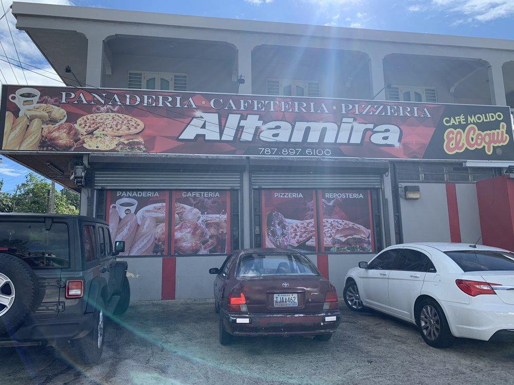 Panaderia Altamira: Carr 111 Int 124, Lares, PR