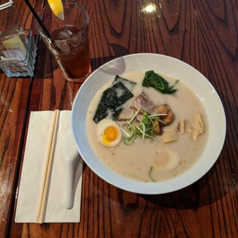 Photo of Lan Ramen-Ya - Coral Gables, FL, United States. My stomach just gurgled as I posted this. You need this in your life.