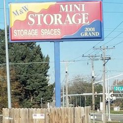 Photo Of M U0026 W Mini Storage   West Des Moines, IA, United States