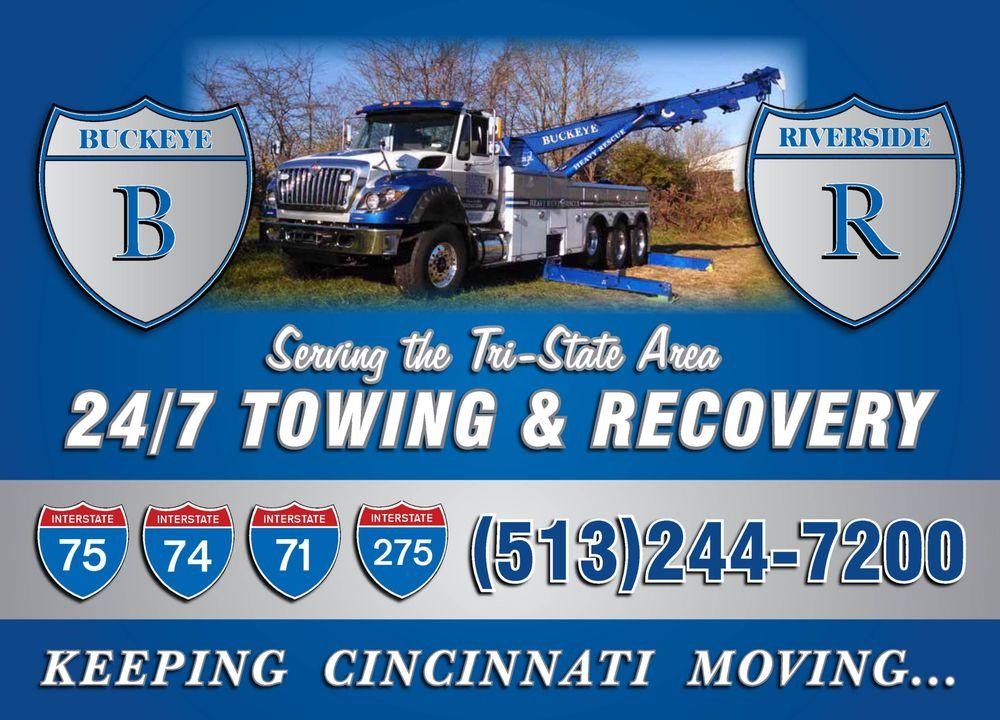 Buckeye Riverside Towing