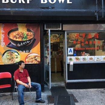 Burp Bowl Cafe New York Ny
