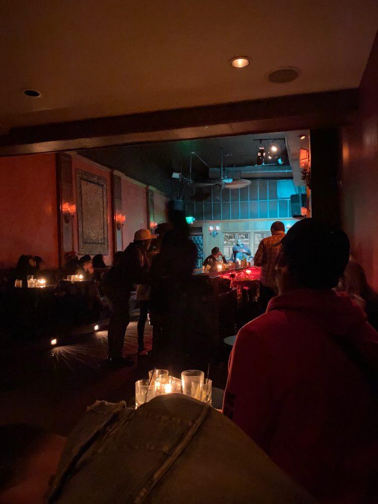 The Bronson Bar: 5851 Sunset Blvd, Los Angeles, CA