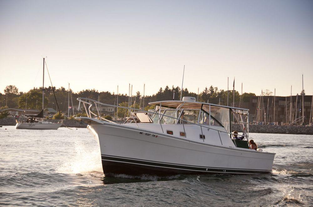 30 foot Mainship Pilot - Yelp