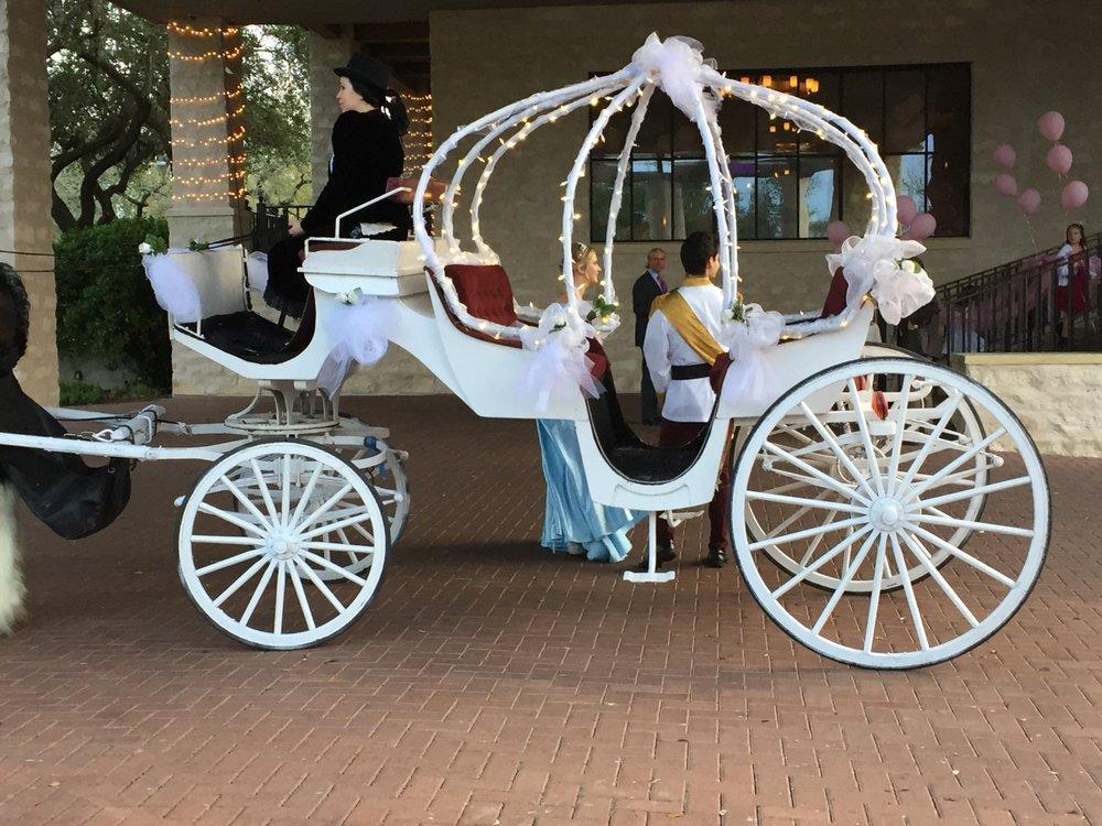 Die Gelbe Rose Carriage: 604 Brazos St, Austin, TX