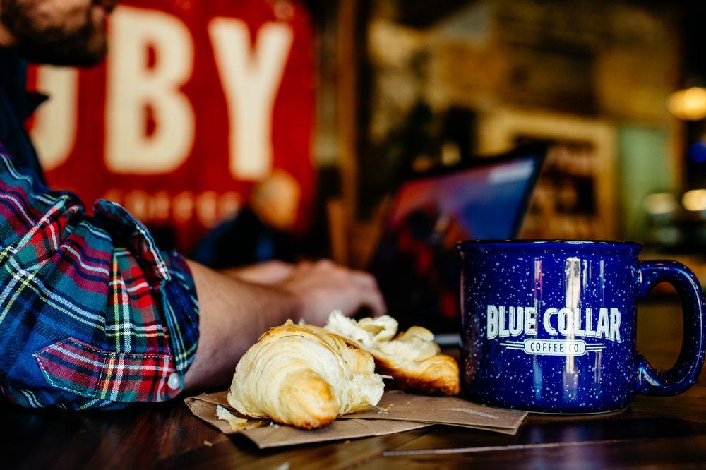 Blue Collar Coffee Co.: 408 Pleasant St, Beloit, WI