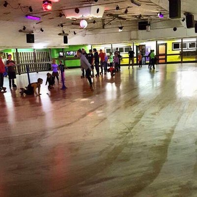 Keystone Roller Rink Skating Rinks N Keystone Ave Sayre PA - Roller skating rink flooring for sale