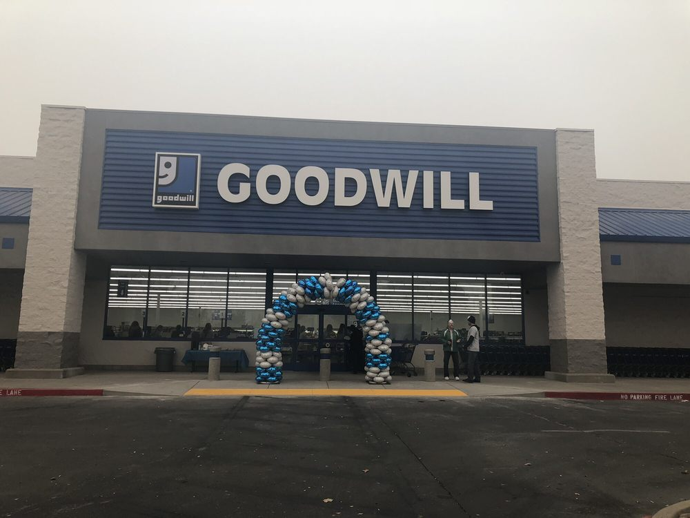 Goodwill Industries - Oroville Store: 2150 Feather River Blvd, Oroville, CA