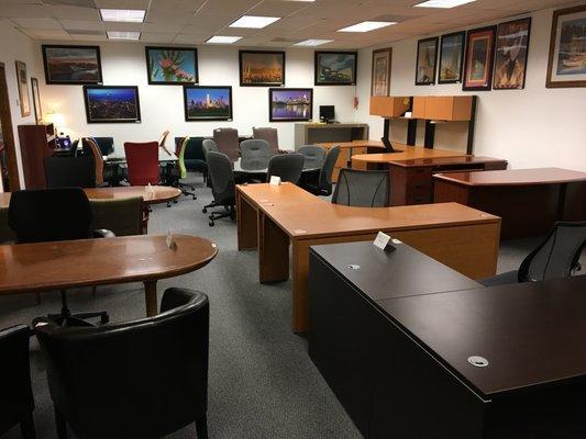 Office Furniture Liquidations 4400 S Piedras Ste 101 San Antonio, TX Office  Supplies   MapQuest