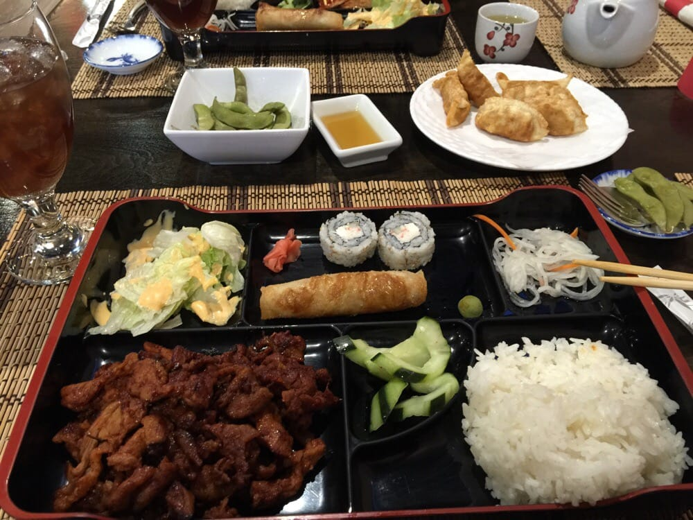 Nami Japanese Restaurant Lawton Ok