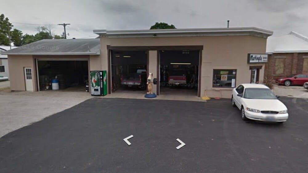 Mattingly Automotive: SE Vine St, Atlanta, IL