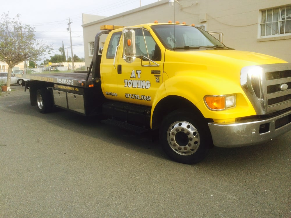 Accurate Towing: 111 Center Ave, Pacheco, CA