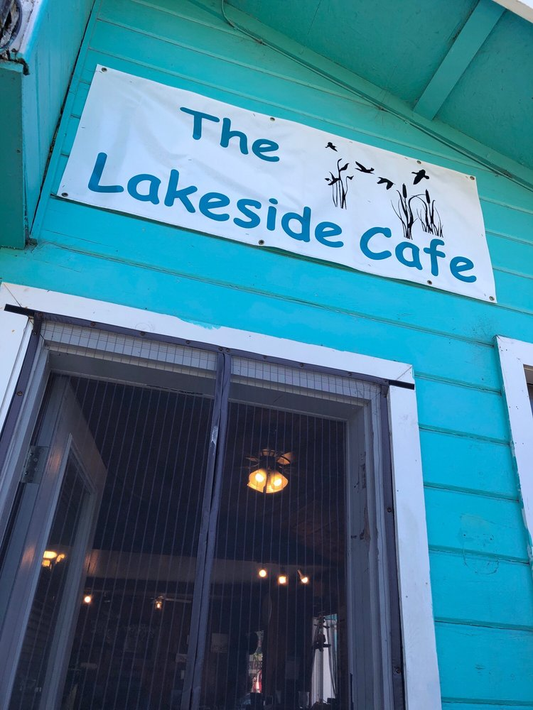 The Lakeside Cafe: 110 N 8th St, Lakeside, OR