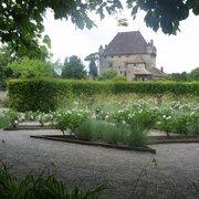 Le Labyrinthe - Jardin des Cinq Sens - 12 Fotos - Botanischer Garten ...
