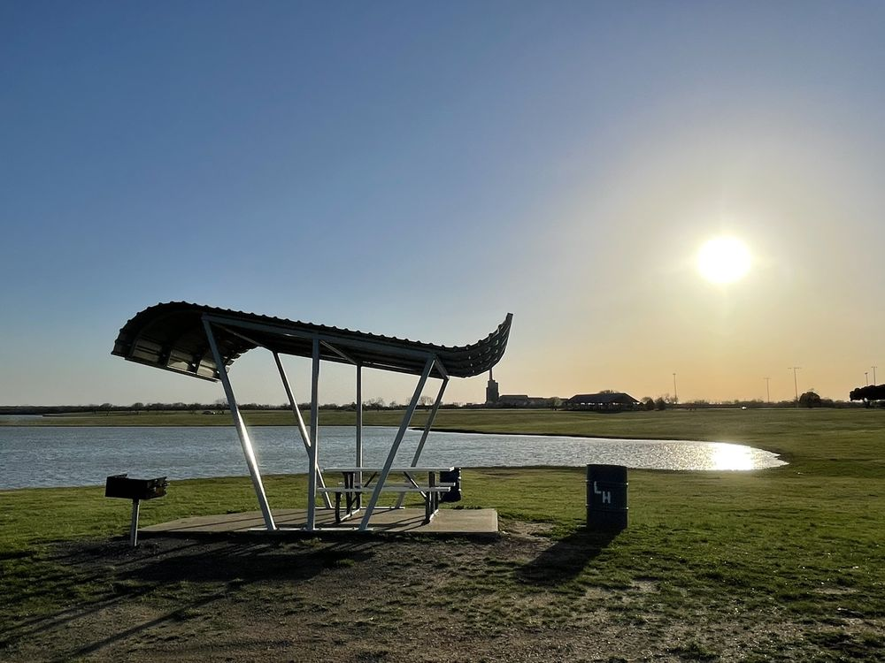 Lake Halbert Beach Park: 1600 Lake Halbert Rd, Corsicana, TX